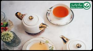 چای سیاه ممتاز ارگانیک