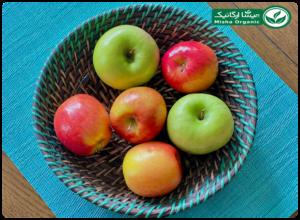 دمنوش سیب و بابونه ارگانیک نافه