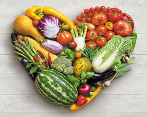 سلامت قلب با مصرف محصولات ارگانیک