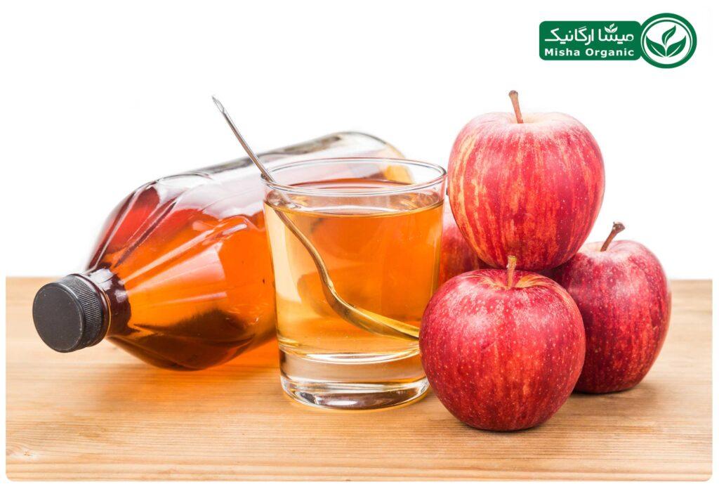 سرکه سیب ارگانیک
