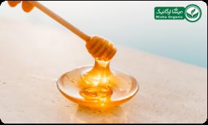 عسل گزانگبین ارگانیک