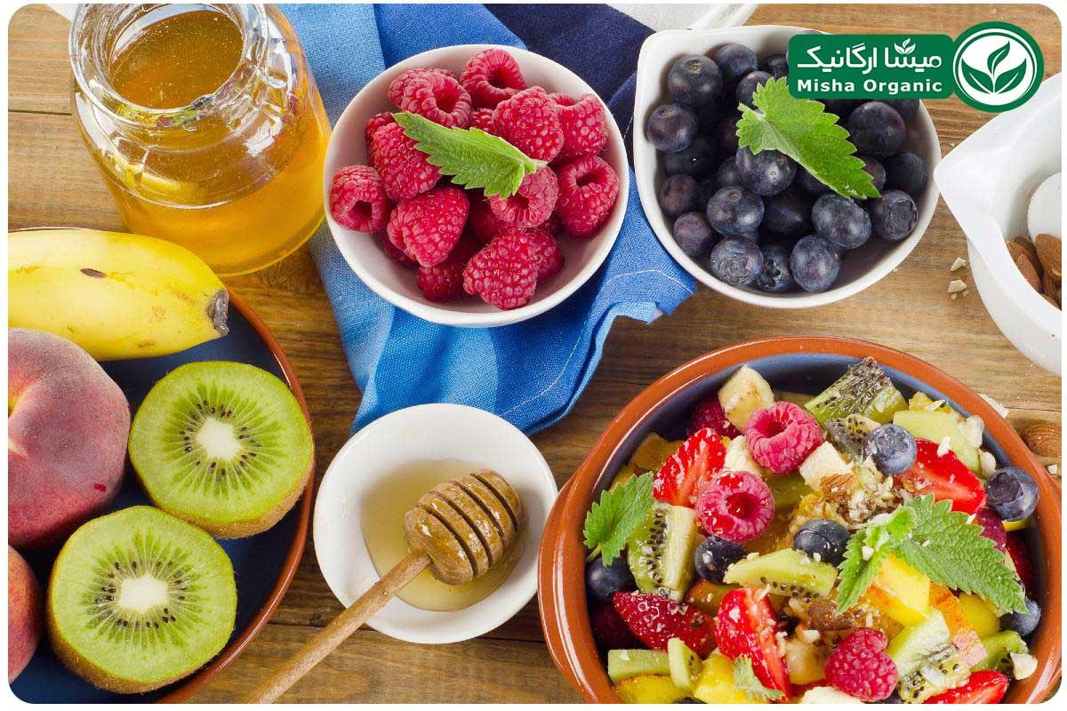 میوه و کاهش کلسترول