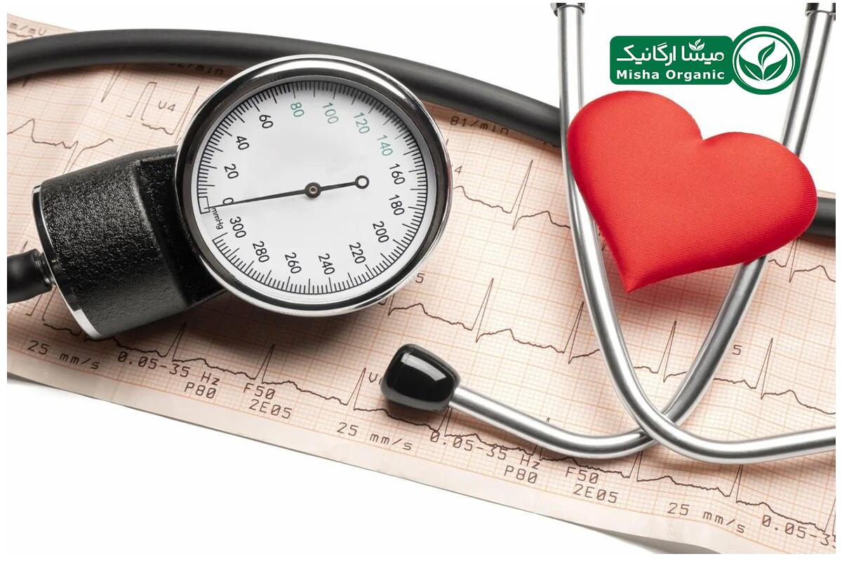 فشار خون بالا و نارسایی قلبی