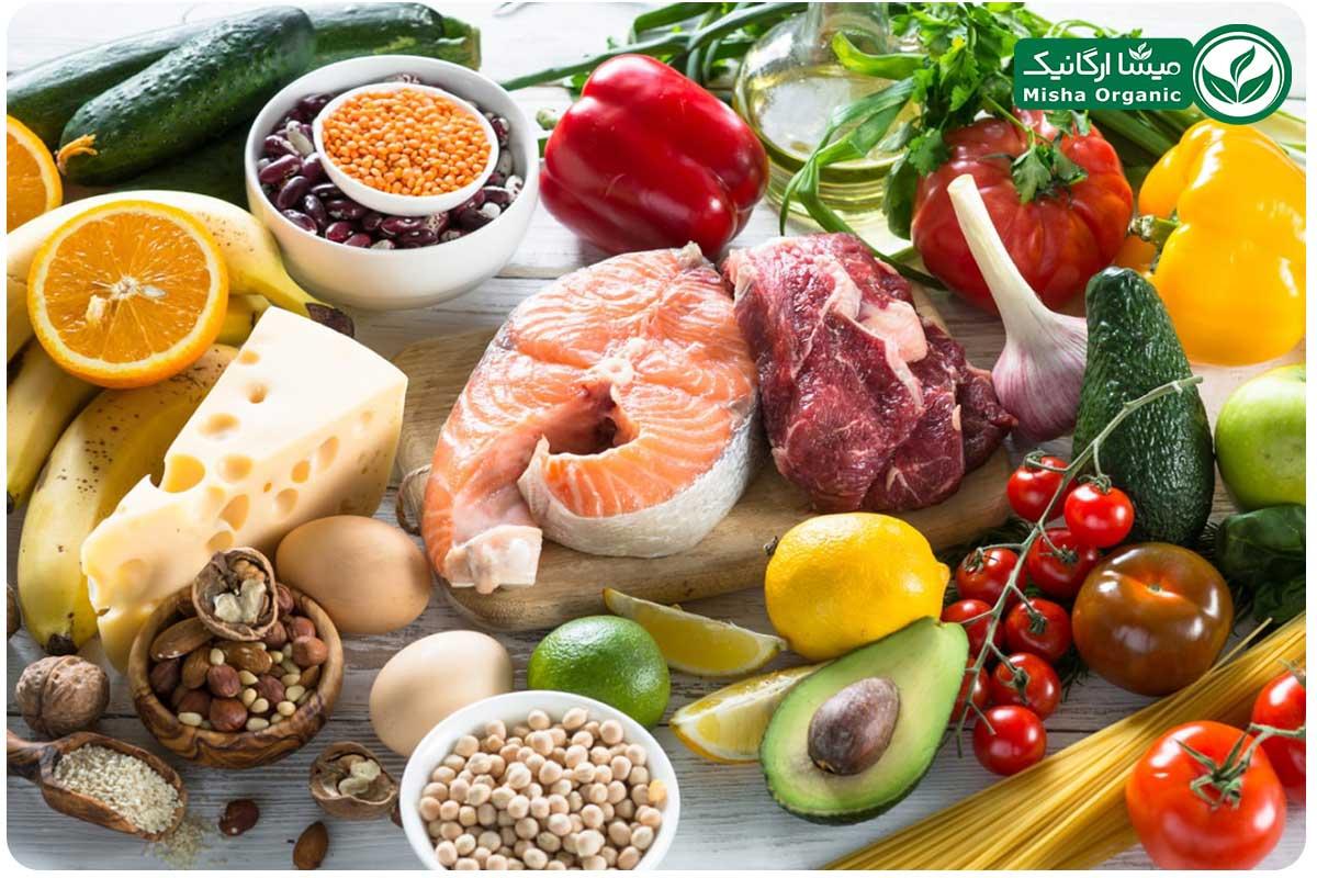 میوه و سبزیجات برای تقویت سیستم ایمنی در مقابله با کووید 19