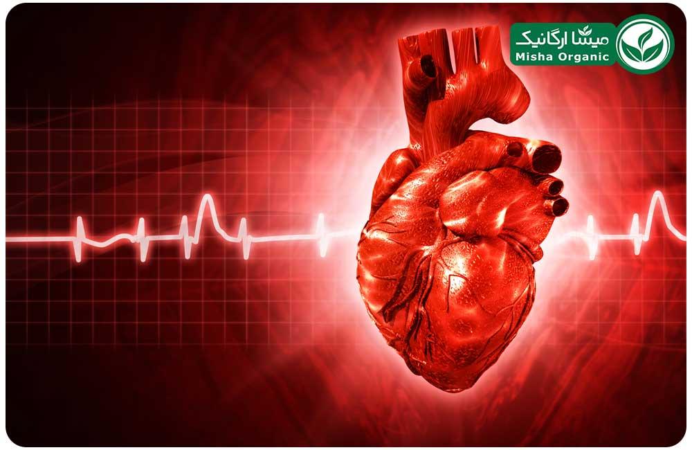 تقویت قلب با زرشک