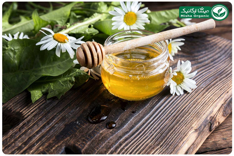 عسل چهل گیاه ارگانیک سولاکان